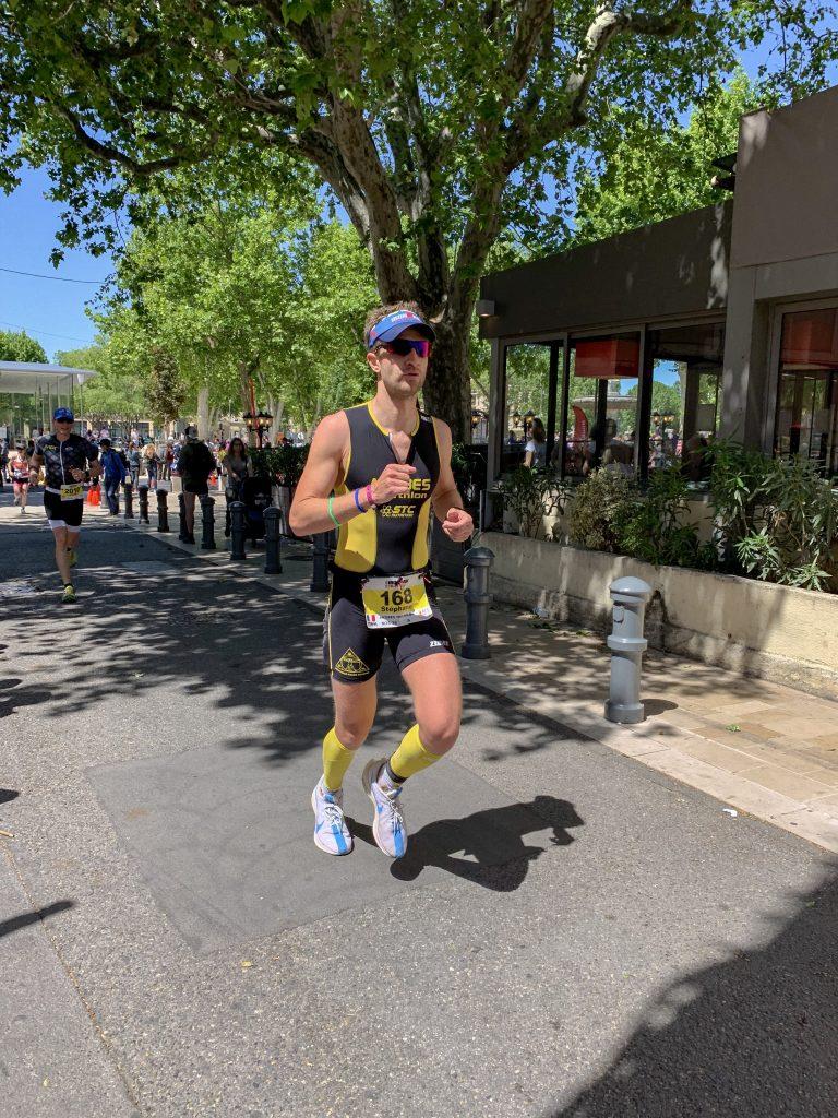 Course à pied Ironman 70.3 Pays d'Aix 2019